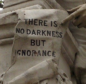 Ignorance - Image from takomabibelot